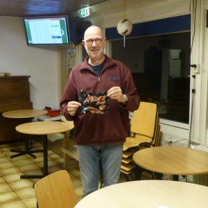 Marsenprijs Andre Tiepel