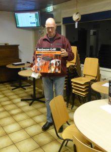 2e prijs Andre Tiepel, aan zichzelf uitgereikt